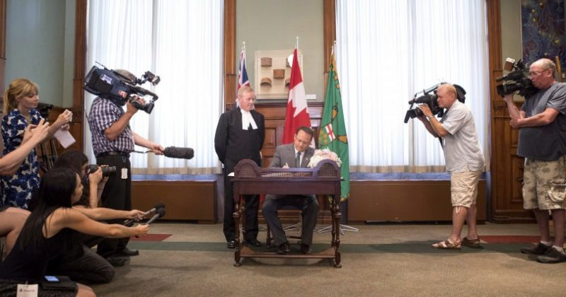 The first month at Queen's Park